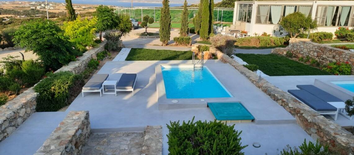 Villa 3br room